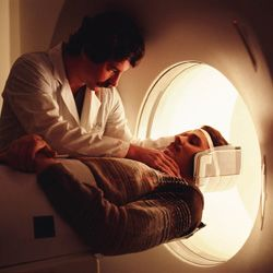 МРТ околоносовых пазух