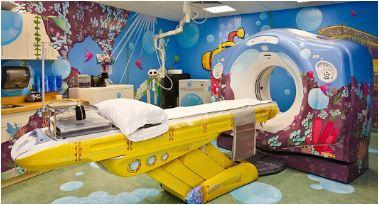 Где в е сделать МРТ ребенку